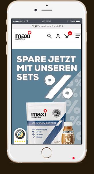 maxinutrition.de